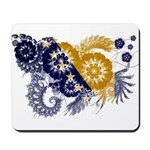 Bosnia and Herzegovina Flag Mousepad