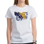 Bosnia and Herzegovina Flag Women's T-Shirt