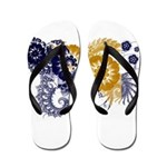 Bosnia and Herzegovina Flag Flip Flops
