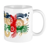 Central African Republic Flag Mug