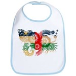 Central African Republic Flag Bib
