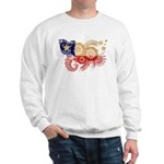 Chile Flag Sweatshirt