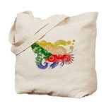 Comoros Flag Tote Bag
