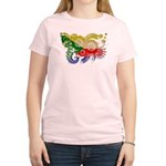 Comoros Flag Women's Light T-Shirt