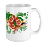 Dominica Flag Large Mug