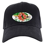 Dominica Flag Black Cap