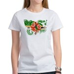Dominica Flag Women's T-Shirt