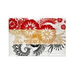 Egypt Flag Rectangle Magnet (100 pack)