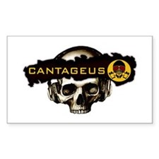Cantageus Skull Decal
