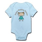 Future Wedding Planner Girl Infant Bodysuit