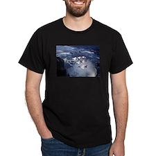 Thunderbirds Niagara Black T-Shirt
