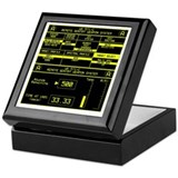 UA 571-C Remote Sentry System Keepsake Box