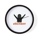 Chenbot Wall Clock
