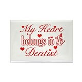 Dentist Design Rectangle Magnet