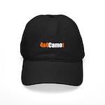 4x4Camo Black Cap