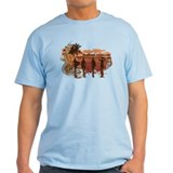 Surfing holidays T-Shirt