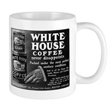 Vintage Coffee Ad Mug