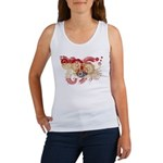 French Polynesia Flag Women's Tank Top