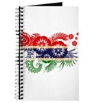Gambia Flag Journal