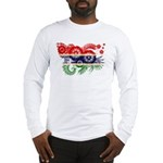 Gambia Flag Long Sleeve T-Shirt