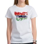 Gambia Flag Women's T-Shirt