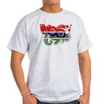 Gambia Flag Light T-Shirt