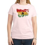 Ghana Flag Women's Light T-Shirt