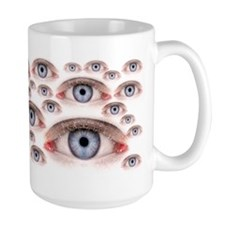 Eyes On You Mug