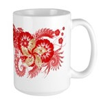 Hong Kong Flag Large Mug