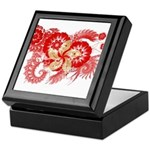 Hong Kong Flag Keepsake Box