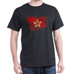 Hong Kong Flag Dark T-Shirt