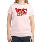Hong Kong Flag Women's Light T-Shirt