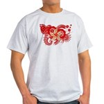 Hong Kong Flag Light T-Shirt