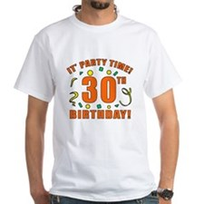30th Party Time! Shirt