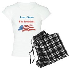 Personalized For President Pajamas
