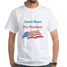 Personalized For President Shirt