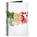Italy Flag Journal