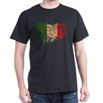 Italy Flag Dark T-Shirt