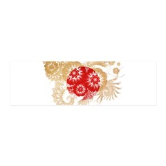 Japan Flag 42x14 Wall Peel