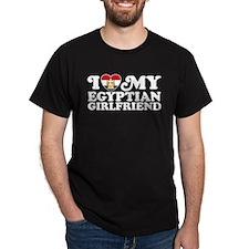 Egyptian Girlfriend T-Shirt