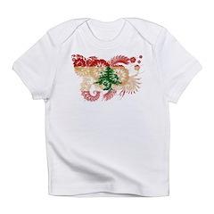 Lebanon Flag Infant T-Shirt