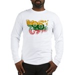 Lithuania Flag Long Sleeve T-Shirt