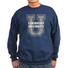 Lundehund UNIVERSITY Sweatshirt