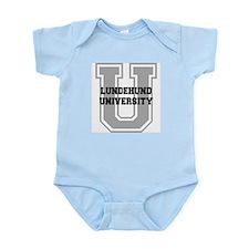 Lundehund UNIVERSITY Infant Bodysuit
