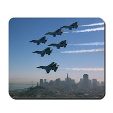 Thunderbirds San Francisco Mousepad