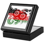 Malawi Flag Keepsake Box