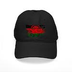 Malawi Flag Black Cap