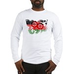 Malawi Flag Long Sleeve T-Shirt