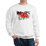 Malawi Flag Sweatshirt