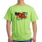 Malawi Flag Green T-Shirt
